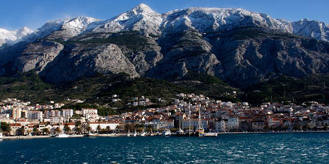 Snijeg i na Dalmatinskim planinama – Biokovu, Kamešnici, Dinari !