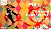 Budvanski karneval od 6 – 8 maja
