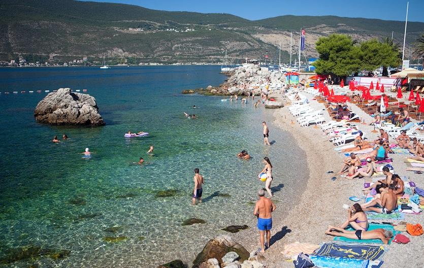 Počinje nasipanje plaža u Herceg Novom, Kotoru i Tivtu